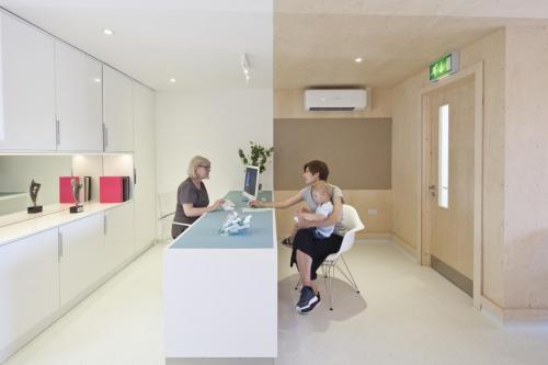 S Dental Studio Interior